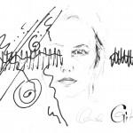 Brief Kopf Logo GiK Zeichnung
