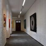 Temporäres Atelier im Aukloster in Monschau, Juli - Oktober 2012