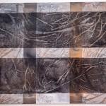 o.T. 2013, Acryl auf Leinwand, 150 x 100 cm