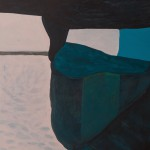 o.T., 2017, Mischtechnik auf Leinwand, 60 x 50 cm, © VG Bild-Kunst, Bonn 2020