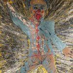 Der Untergang des Clowns Lack/Lw., 160x100