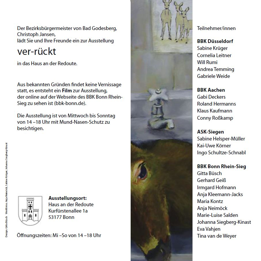 Flyer ver-rückt – Bonn 02