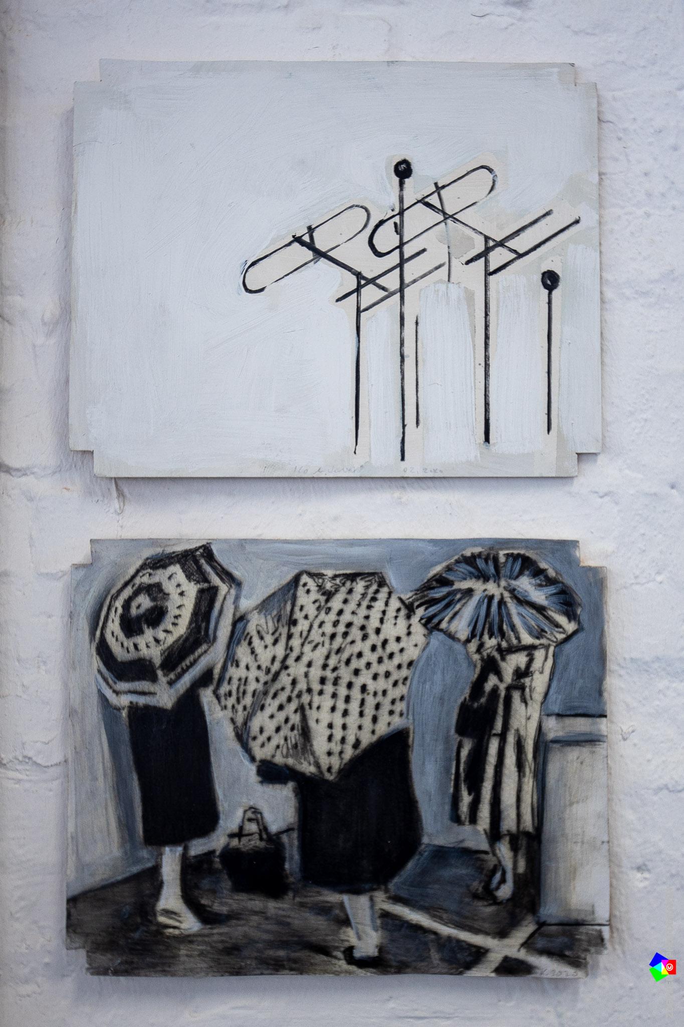 Hans-Peter Kohlhaas – Antennen-Aufseherinnen