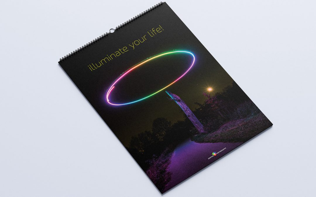 Lightpaintingkalender 2021
