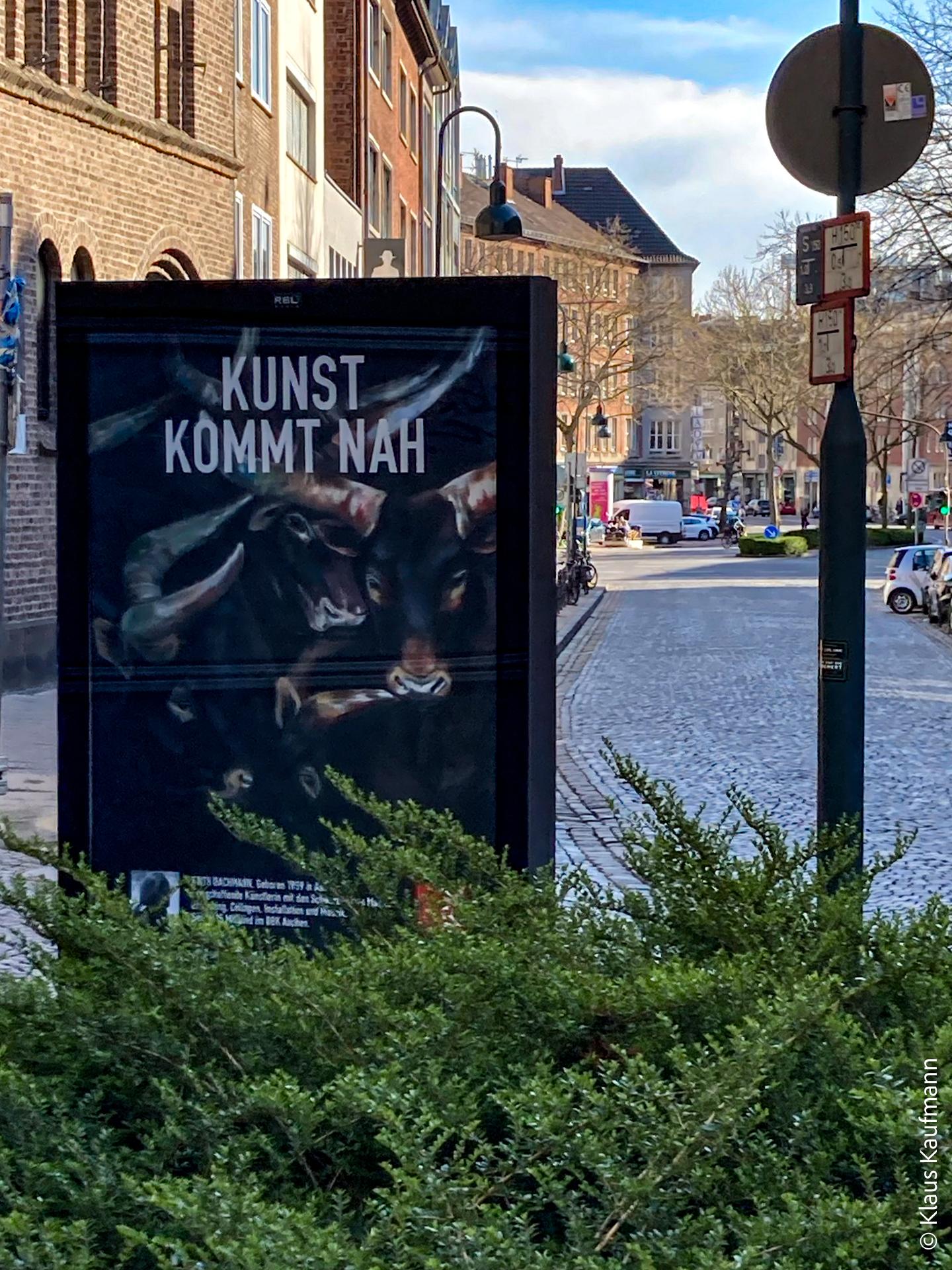 #Kunst-Anschlag