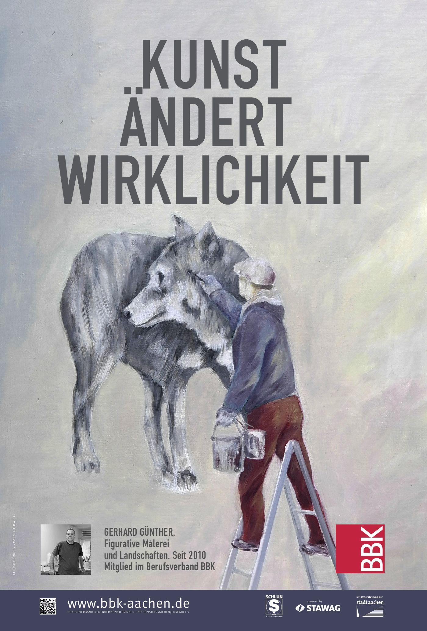 Gerhard Günther »Mann Leiter Wolf«
