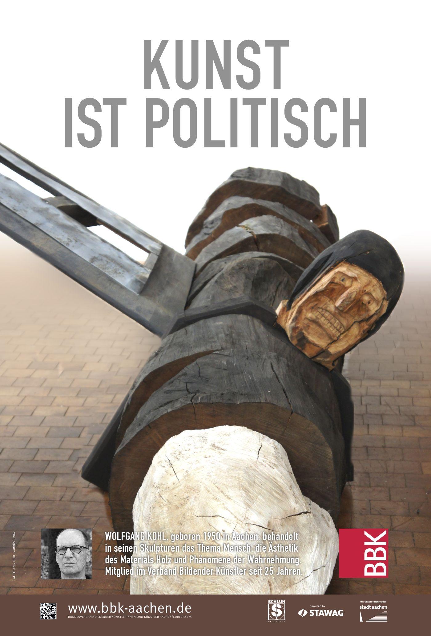 Wolfgang Kohl »Abrüstung«