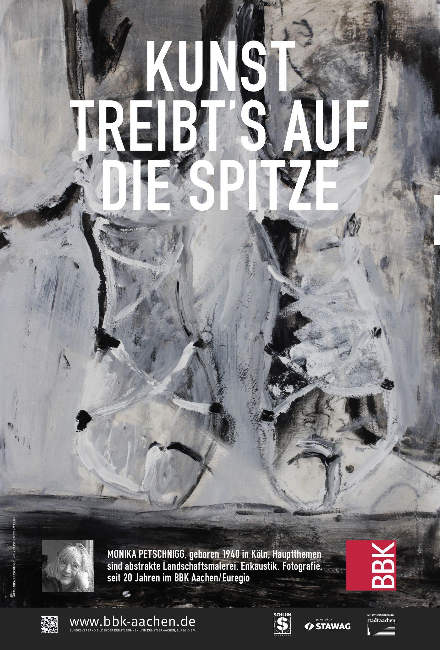 Monika Petschnigg »Kunst ist spitzenmäßig«