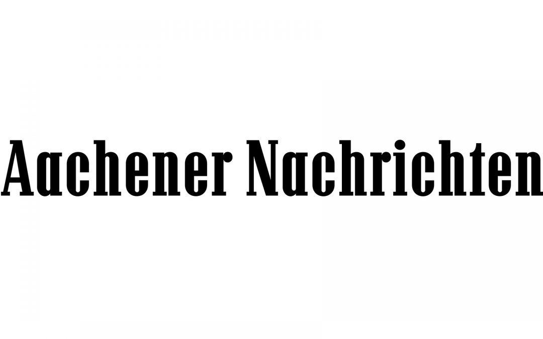 Titel Aachener Nachrichten