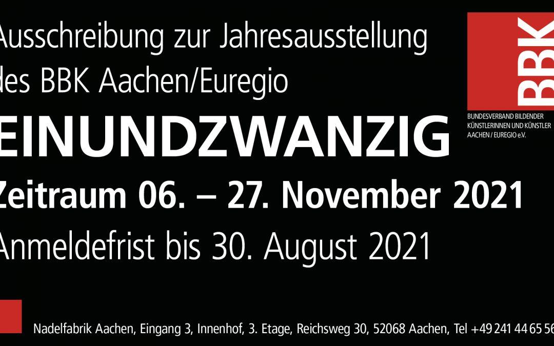 BBK-Jahresausstellung 2021